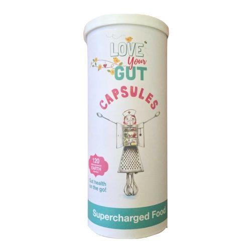 Love Your Gut Capsules - 120 Caps