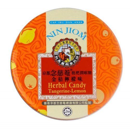 Herb Candy Tangerine & Lemon - 60g