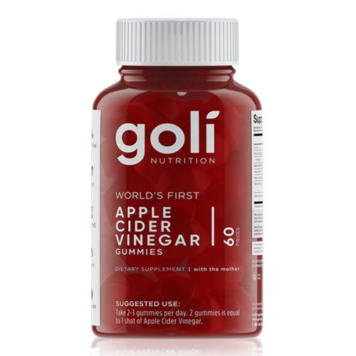 Apple Cider Vinegar Gummies - 60 Pieces