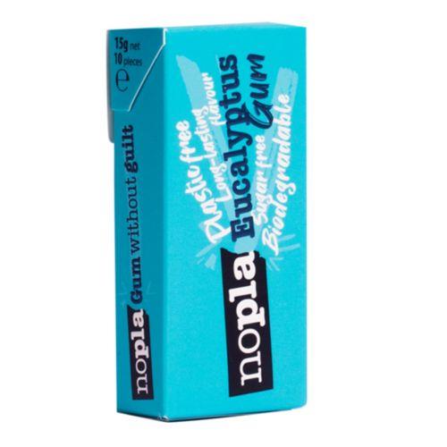 Chewing Gum Eucalyptus 12 Pack