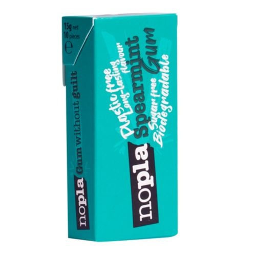 Chewing Gum Spearmint 12 Pack
