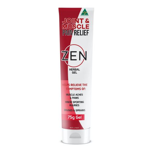 Herbal Joint and Muscle Relief Gel - 75g