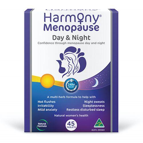 Menopause Day & Night - 45 Tablets
