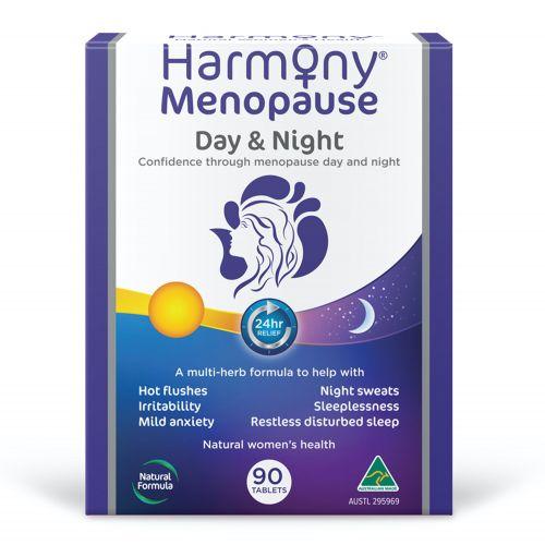 Menopause Day & Night - 90 Tablets