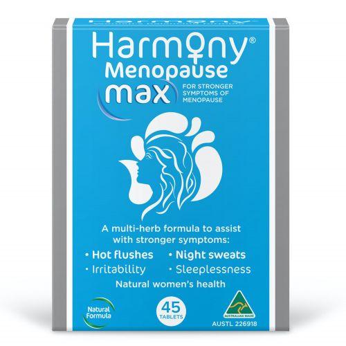 Menopause Max - 45 Tablets