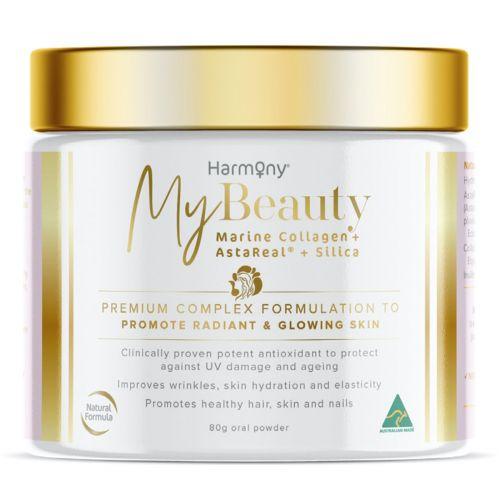 My Beauty Marine Collagen - 80g Oral Powder