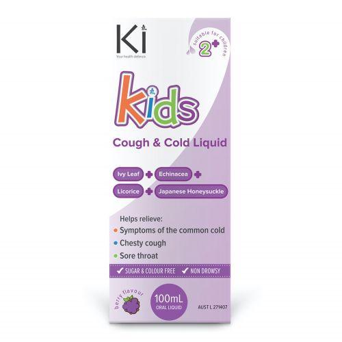 Kids Cough & Cold Liquid - 100ml