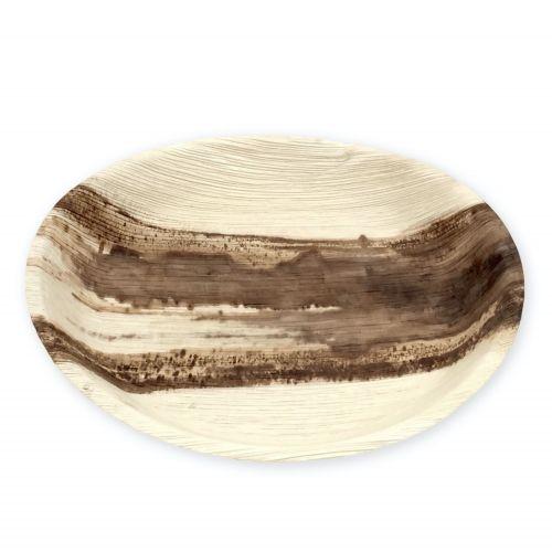 Palm Main Plate (25cm) 12PC  - Natural