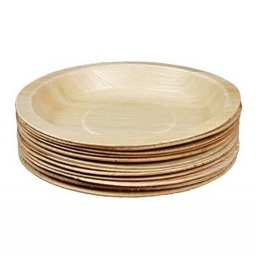 Palm Side Plate (19.5cm) 12PC - Natural