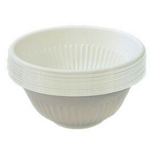 Cornstarch Bowl - (12.7cm) 20PC - Natural